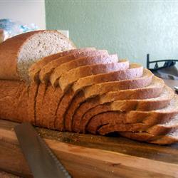 Como hacer un pan de molde en la panificadora